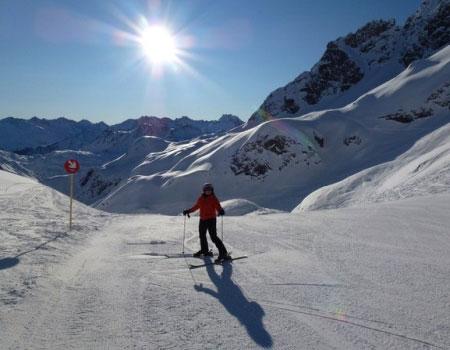 Exceptional Skiurlaub Appartement In Lech Haus Beiser